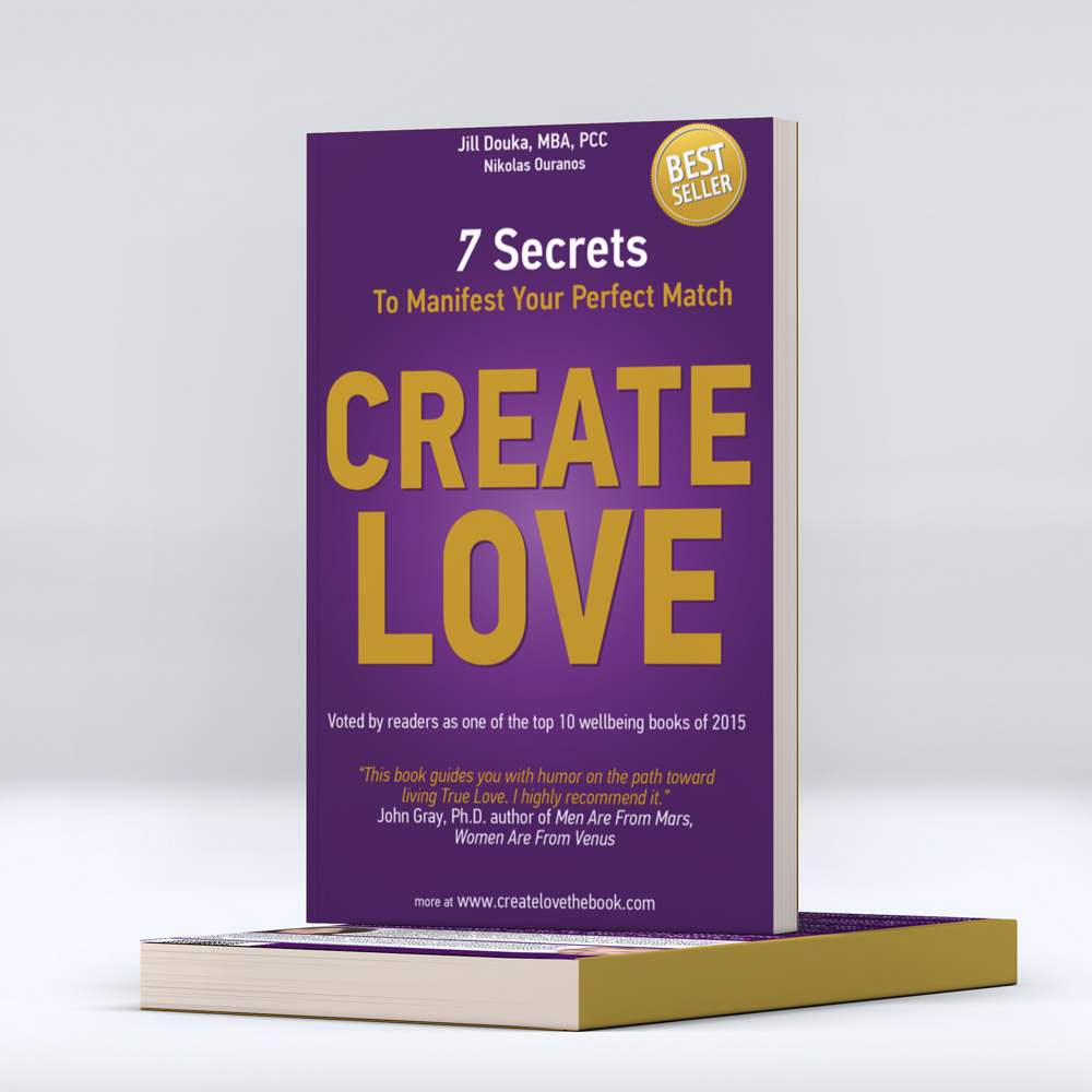 "Global Academy of Coaching - Book ""Create Love"""