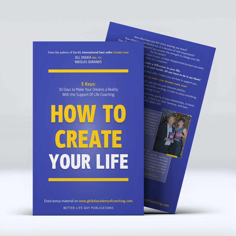 "Global Academy of Coaching - Book ""How to create your life"""