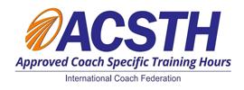 Global Academy of Coaching - ACSTH / ICF Logo