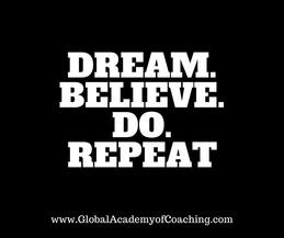 Global Academy of Coaching - Dream