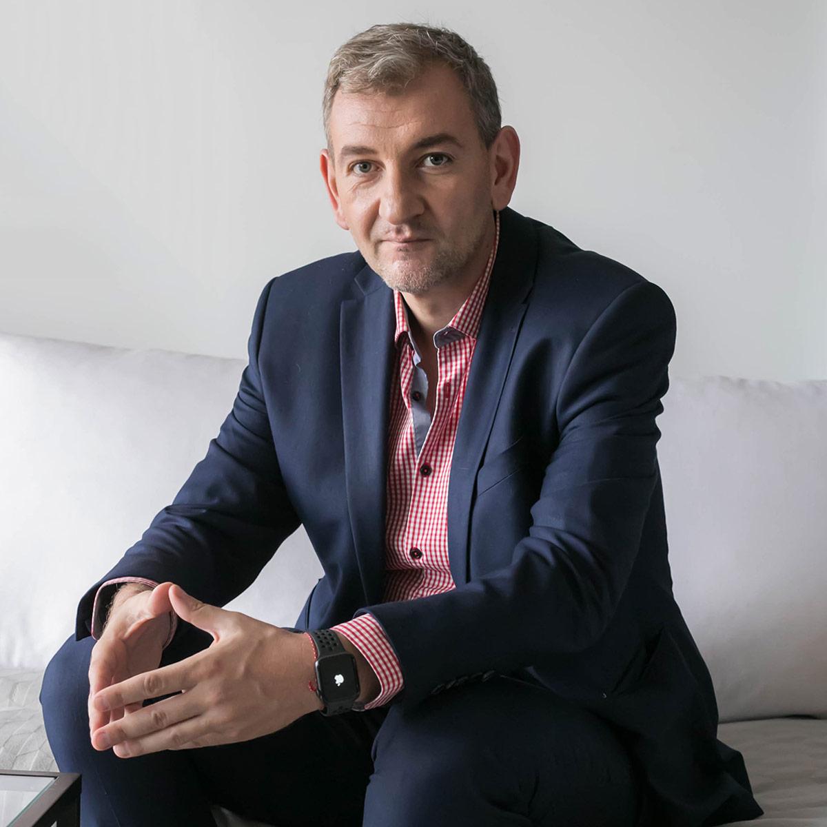 Global Academy of Coaching - Professor, Nikolas Ouranos