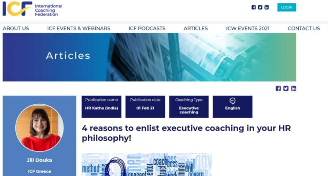 Is life coaching the new super tool for HR managers?